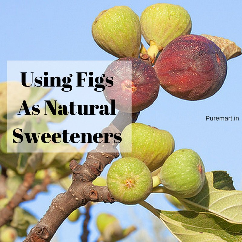 3 Awesome Recipes To Use Figs As Natural Sweeteners!