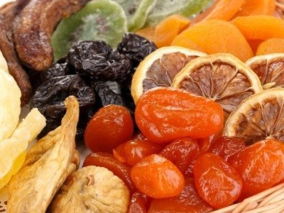 Sun Dried Fruits