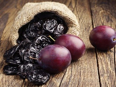 Dried Prunes (Seedless)