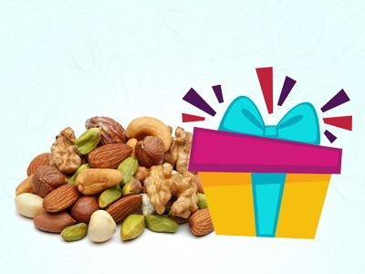 Dry Fruit & Nuts Gift Boxes