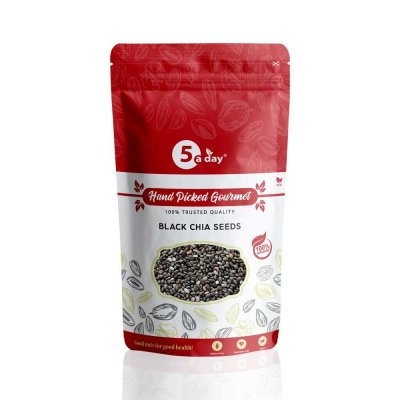 Black Chia Seeds Recipes