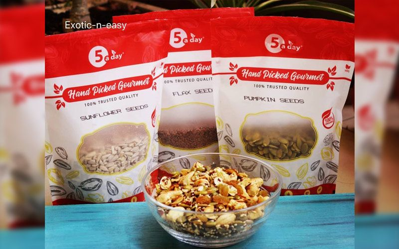 Seeds and Nuts Trial Mix